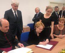 Ватиканские и российские врачи закрепили сотрудничество