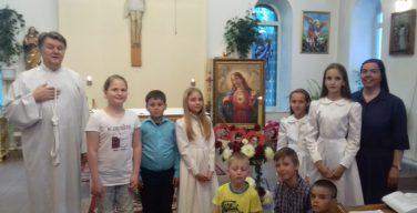 «Каникулы с Богом» в Омске (+ФОТО)