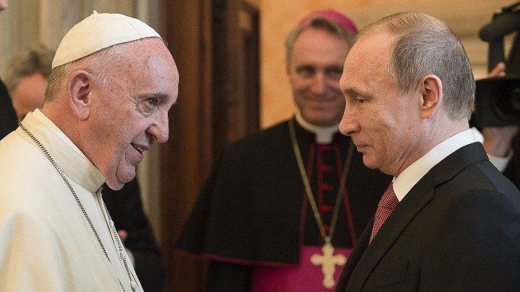 Архиепископ Павел Пецци: президент РФ не может пригласить Папу без поддержки РПЦ