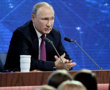 Путин заявил, что нельзя делать из проблем Католической Церкви инструмент для ее уничтожения