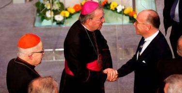 Святой Престол лишил Апостольского нунция во Франции дипломатического иммунитета