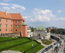 Предисловие к «Запискам паломницы»: прогулки по Варшаве