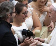 На общей аудиенции в среду 21 мая Папа Франциск размышлял о сути «койнонии»