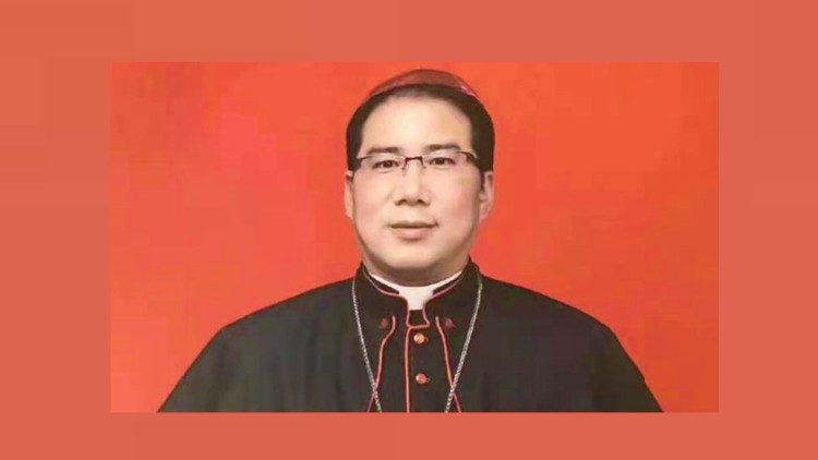 В Китае хиротонисан второй епископ с Папским мандатом