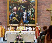 Кульминация «Фавора-2019» –  торжественная Месса в главном храме Преображенской епархии