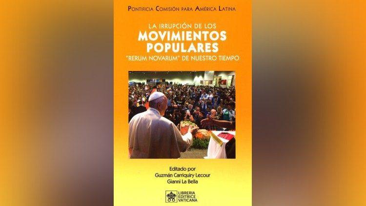 Папа Франциск назвал народные движения главной движущей силой социальных перемен в мире