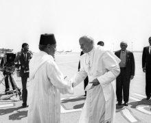 Святой Папа Иоанн Павел II посетил Африку 14 раз
