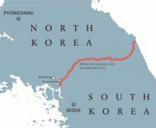Паломничество мира на Корейском полуострове