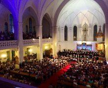 Торжества в честь 200-летия первого освящения лютеранского собора Петра и Павла прошли в Москве