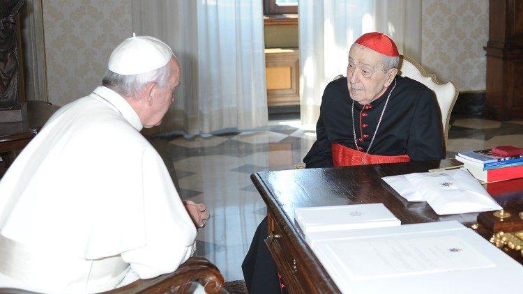 Скончался итальянский кардинал Акилле Сильвестрини