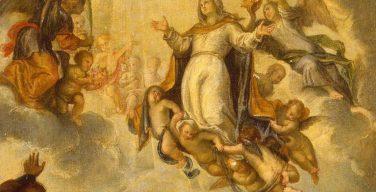К истории католического догмата: Успение или Взятие на Небеса?