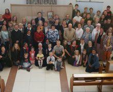 Кемеровский католический приход отметил 10-летие освящения своего храма (+ФОТО)