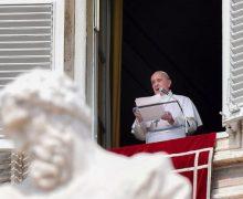 Слово Папы Франциска перед чтением молитвы «Ангел Господень» в 22-е Рядовое воскресенье. 1 сентября 2019 г., площадь Св. Петра