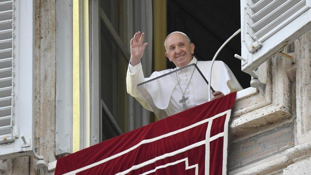 Слово Папы Франциска перед чтением молитвы «Ангел Господень» в 25-е Рядовое воскресенье. 22 сентября 2019 г., площадь Св. Петра