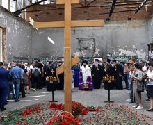 В Беслане почтили память жертв трагедии 2004 года
