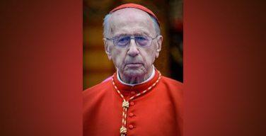 Папа скорбит в связи со смертью кардиналов Эчегарая и Родригеса