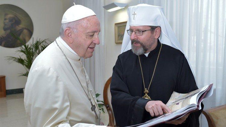 В Риме состоялась ежегодная встреча епископов Восточных Католических Церквей несущих служение в Европе