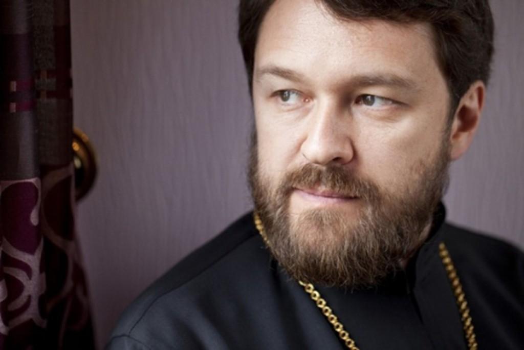 Митрополит Иларион: каждый священник имеет право заступаться за того или иного человека