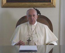 Папа Франциск обратился к участникам саммита ООН, посвященного изменениям климата