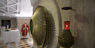 На Мессе в Доме Святой Марфы Папа Франциск размышлял о том, каким должен быть епископ