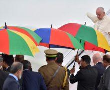 Остров Маврикий — заключительный этап XXXI Апостольского визита Папы Франциска
