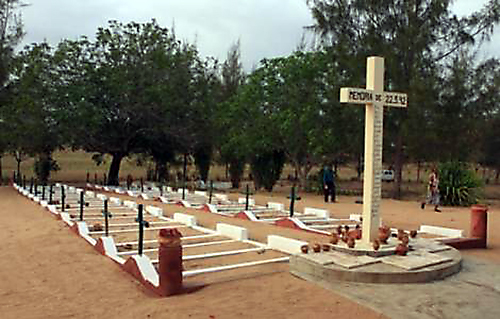 Пострадавшие за веру в Мозамбике будут канонизированы Римско-Католической Церковью