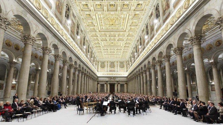 Ватикан: российские исполнители на фестивале духовной музыки