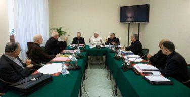 В Ватикане завершилось очередное заседание Совета кардиналов
