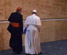 Папа Франциск возглавил очередное заседание Совета кардиналов