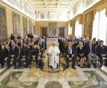 В субботу 28 июня Папа Франциск дал аудиенции музыкантам, спортсменам и воспитанникам социального центра