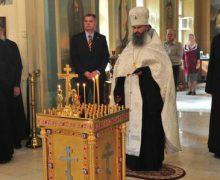 На московском Подворье Православной Церкви в Америке прошло заупокойное богослужение по жертвам терроризма