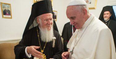 Патриарх Константинопольский Варфоломей: наши Церкви – Сестры