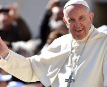 Папа Франциск посетит в ноябре Таиланд и Японию