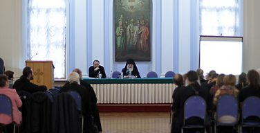 В Санкт-Петербурге прошла православно-католическая конференция, посвященная проблемам зависимости