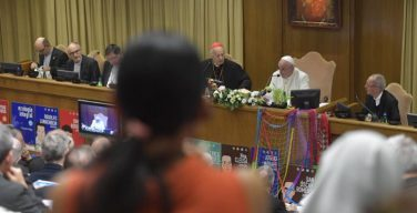 На Синоде епископов был презентован Итоговый документ и прошли выборы в Постсинодальный совет