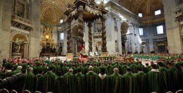 Папа Франциск возглавил Святую Мессу, завершившую работу Синода по Амазонии, на которой призвал услышать вопль бедных