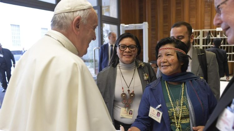 Завершилась первая неделя работы Синода по Амазонии: женатое духовенство и semina Verbi