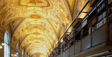 Папа переименовал Секретные архивы Ватикана