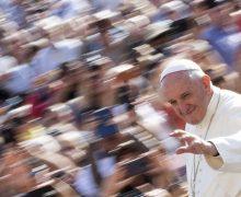 Папа Франциск на общей аудиенции подчеркнул роль Святого Духа в процессе евангелизации