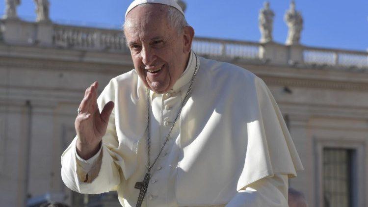 На общей аудиенции 9 октября Папа Франциск размышлял об уроках, связанных с обращением Савла