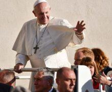 Папа Франциск на общей аудиенции рассказал о радикальных изменениях в мышлении апостола Петра