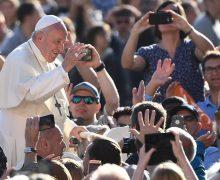 В ходе общей аудиенции 23 октября Папа Франциск говорил о принципиальной открытости Церкви и ее соборном измерении