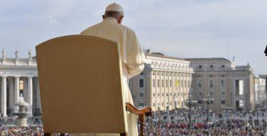 На общей аудиенции в среду 30 октября Папа Франциск размышлял о дарах Святого Духа направляющего христианскую миссию