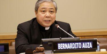 Представитель Ватикана в ООН: человечество должно защитить Землю от ядерной угрозы