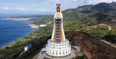 На Филиппинах завершается строительство 100-метровой статуи Божией Матери