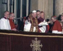 Папа Франциск призвал поблагодарить Бога за благодеяния, совершенные Им через служение святого Иоанна Павла II