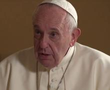 Папа Франциск дал интервью японскому телеканалу KTN