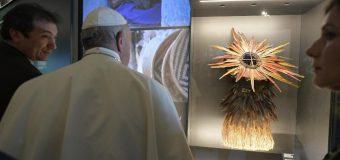 Папа Франциск открыл обновленную этнологическую экспозицию в Ватиканских Музеях
