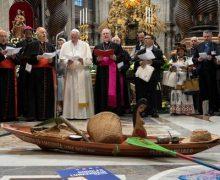 Пастырское агентство Итальянской епископской конференции опубликовало молитву Пачамаме