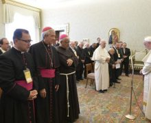 В преддверии Синода епископов по Амазонии: Папа Франциск принял участников Международного конгресса, посвященного 40-летию Конференции в Пуэбла